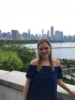 Student Spotlight: Meet Alexandra Nugent!