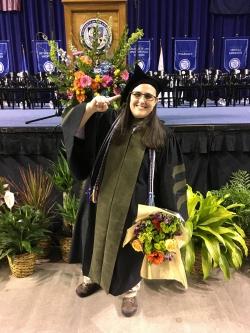 Ethel Heath Scholarship Spotlight: Meet Gabrielle Lipman!