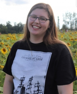 Student Spotlight: Meet Katie Matousek!