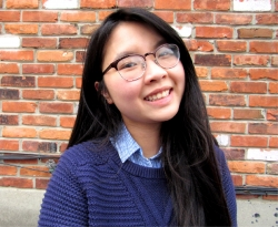 Student Spotlight: Meet Ngan Nguyen!