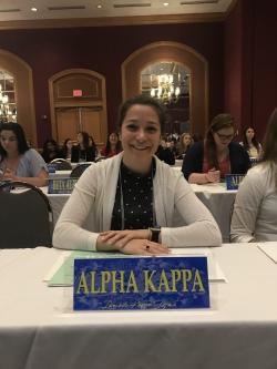 Student Spotlight: Meet Parissa Ayers!