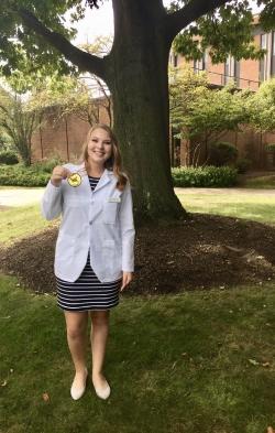 Student Spotlight: Meet Sarah Metzinger!
