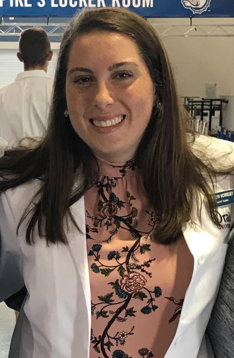 Student Spotlight: Meet Carolyn Morrissey!