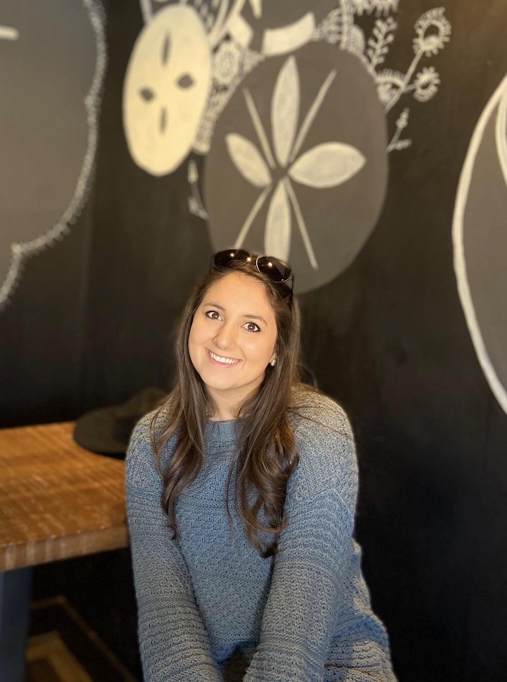 Student Spotlight: Meet Elisa Sandonato!