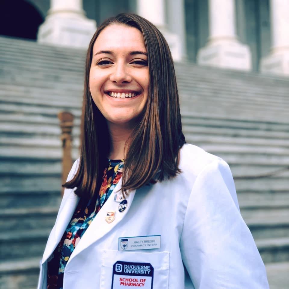 Student Spotlight: Meet Haley Breski