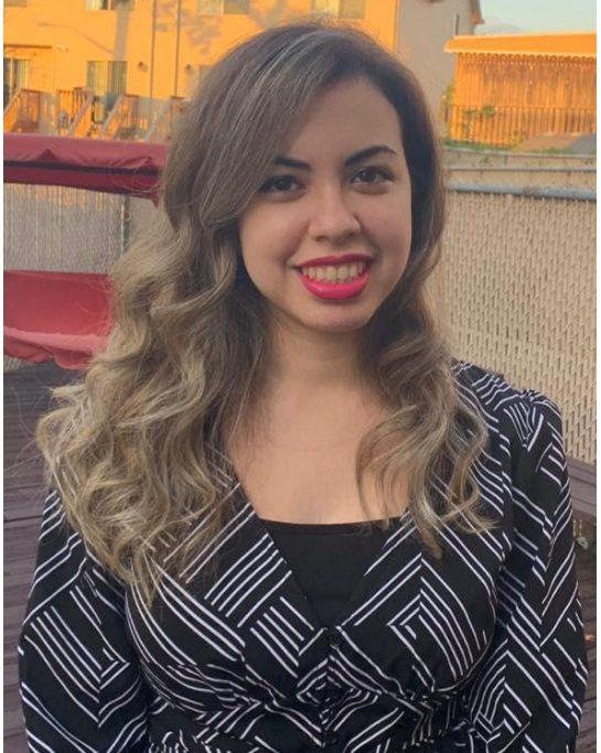 Student Spotlight: Meet Nardine Karam